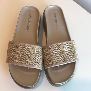 Donald/Pliner sandals